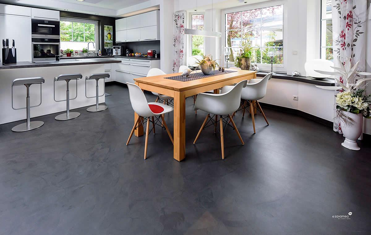 Fabelhaft Fugenloser Fußboden Referenz Von Jede Oberfläche Wird Von Hand Gefertigt Und